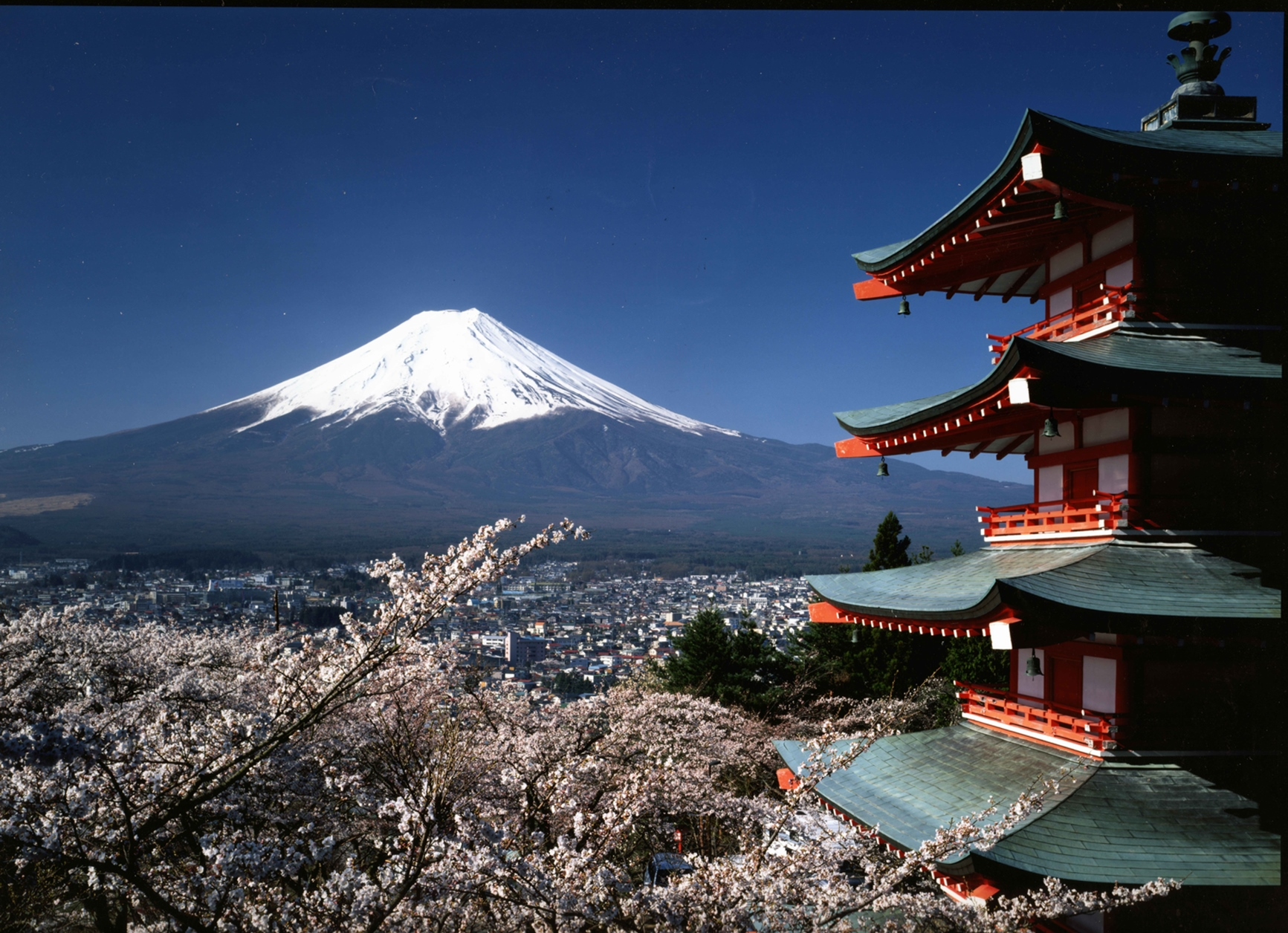 Mont Fuji - Adgentes