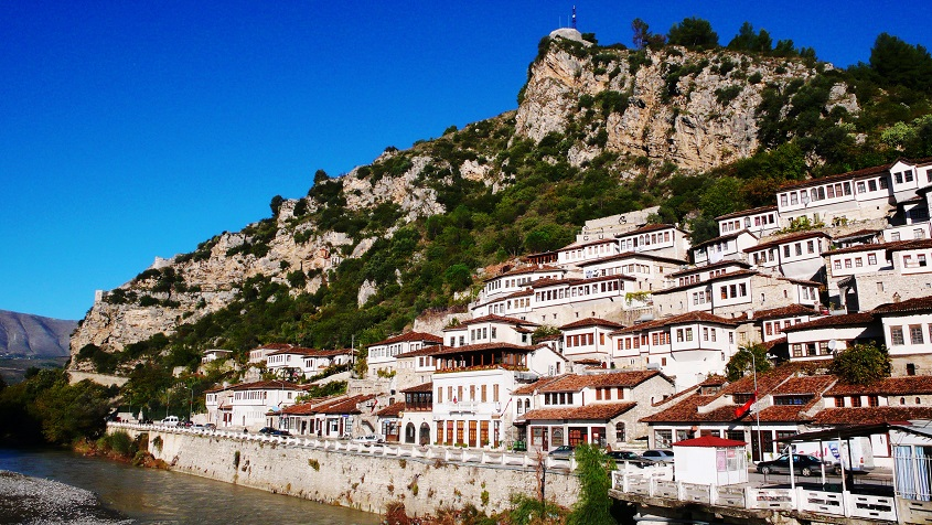 Albanie,Berat