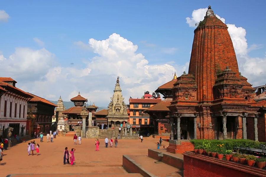 Voyage and Inde et au Nepal